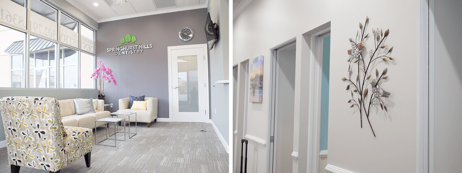 Our dental office in Louisville, KY